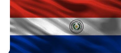 Bandera de Paraguay para Apuesta.com.py