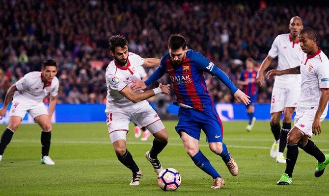 Previa para apostar en el Barcelona vs Sevilla