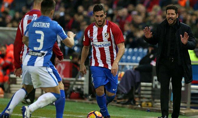 El Atlético de Madrid es favorito contra el Leganés, pero ¿conseguirán los Rojiblancos llevarse los 3 puntos?