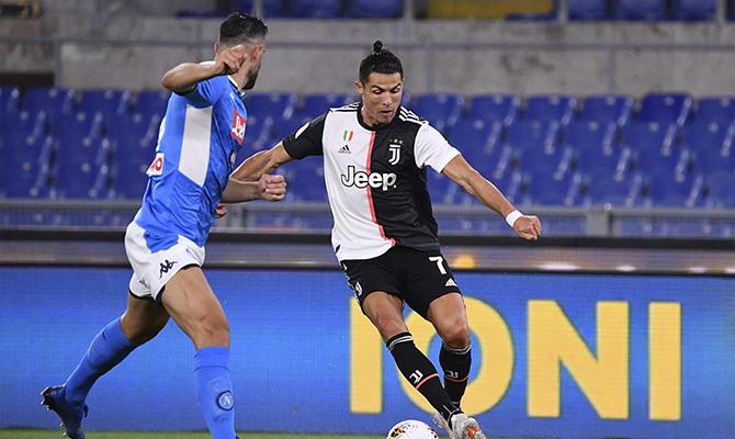 Favoritos y cuotas Serie A 2019-2020