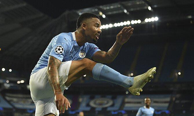 Cuotas del próximo choque entre el Manchester City y Lyon