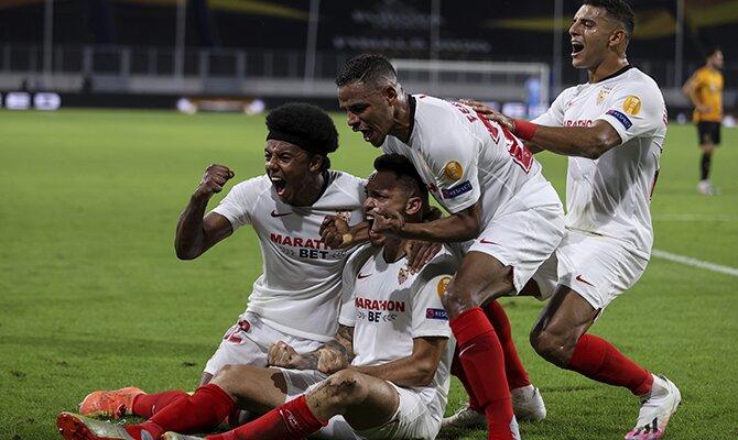 Cuotas del próximo choque entre Sevilla y Manchester United