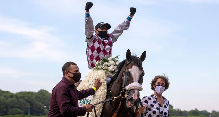 Apuestas en el Belmont Stakes