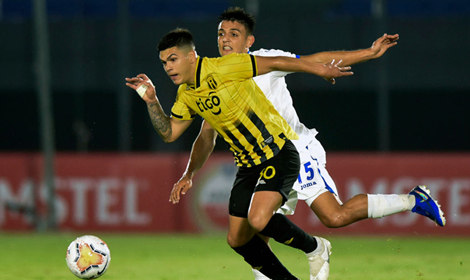 Cuotas para la cuarta jornada de la Copa Libertadores, Guaraní vs Palmeiras