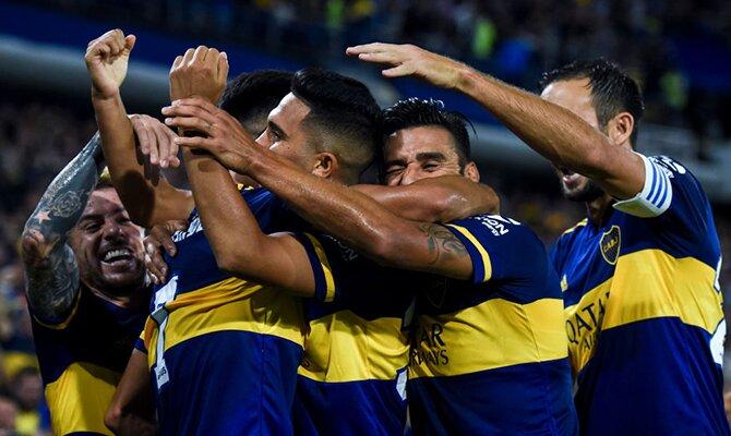 Cuotas para la tercera jornada de la Copa Libertadores, Libertad y Boca Juniors