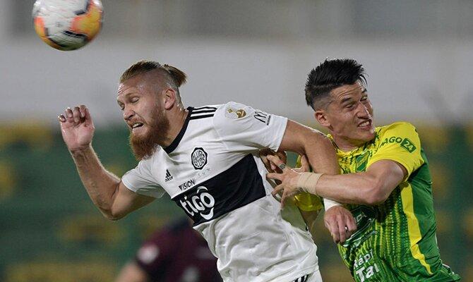Cuotas para la quinta jornada de la Copa Libertadores, Olimpia vs Santos