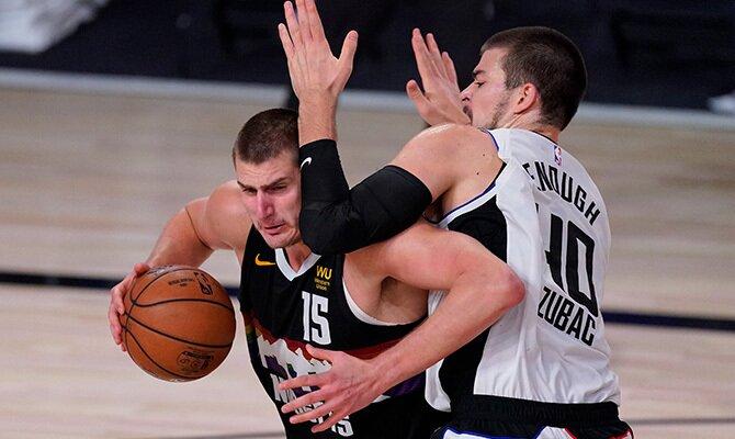 Pronóstico Clippers vs Nuggets - cuarto partido playoffs