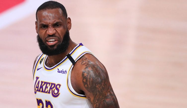 Lakers vs Nuggets - NBA 2019/2020 - tercer partido finales de conferencia