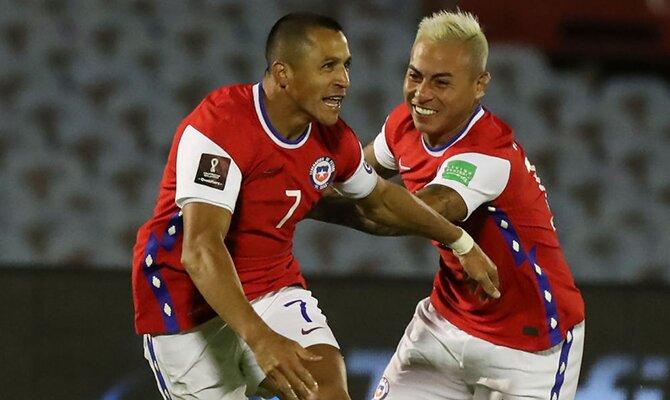 Cuotas del próximo choque entre Chile y Colombia, eliminatorias para el Mundial