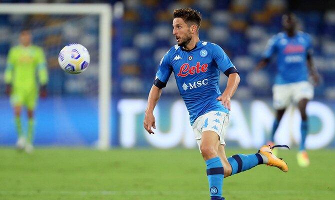 Cuotas para la cuarta jornada de la Serie A, Napoli vs Atalanta