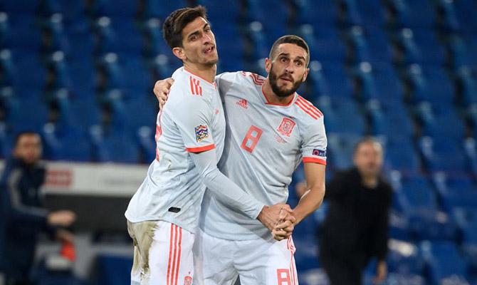 Cuotas del próximo choque entre España y Alemania, Liga de las Naciones de la UEFA