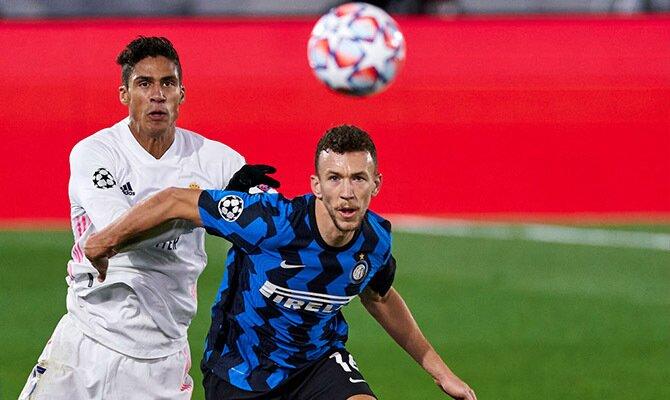 Cuotas del próximo choque entre el Inter de Milán y el Real Madrid, cuarta jornada de la Champions League