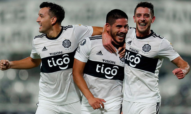 Apuesta en la jornada 5 del Clausura 2020 de Paraguay