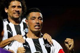 Apuesta en la jornada 8 del Clausura 2020 de Paraguay