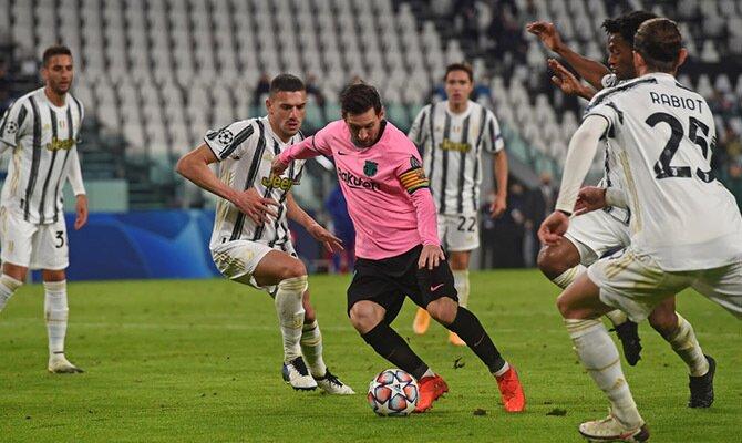 Cuotas del próximo choque entre el Barcelona y la Juventus, sexta jornada de la fase de grupos de la Champions League