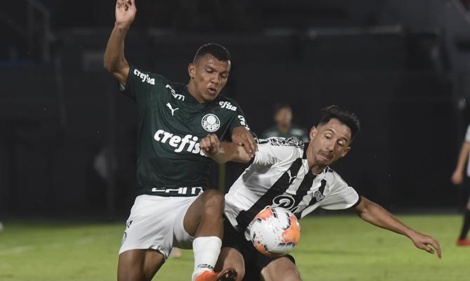 Cuotas del próximo choque entre el Palmeiras y el Libertad, cuartos de final de la Copa Libertadores