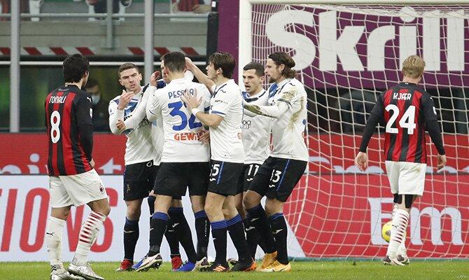 Cuotas del próximo choque entre Atalanta y Lazio