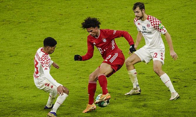 Cuotas del Borussia Monchengladbach vs Bayern Múnich, jornada 15 de la Bundesliga