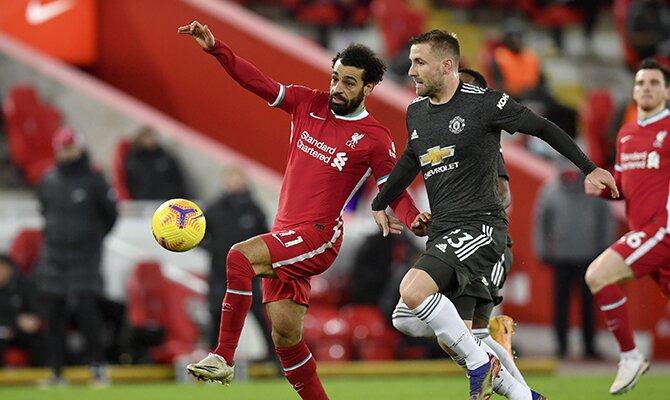 Cuotas del próximo choque de la FA Cup entre el Manchester United y el Liverpool