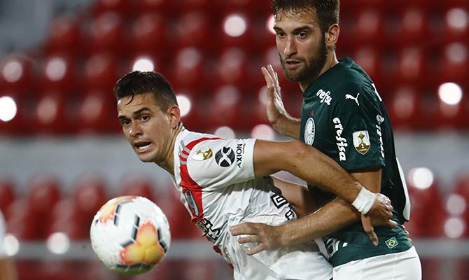 Cuotas del próximo choque entre el Palmeiras y el River Plate, semifinal de la Copa Libertadores