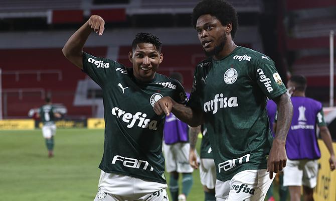 Cuotas del Palmeiras vs Santos, final de la Copa Libertadores