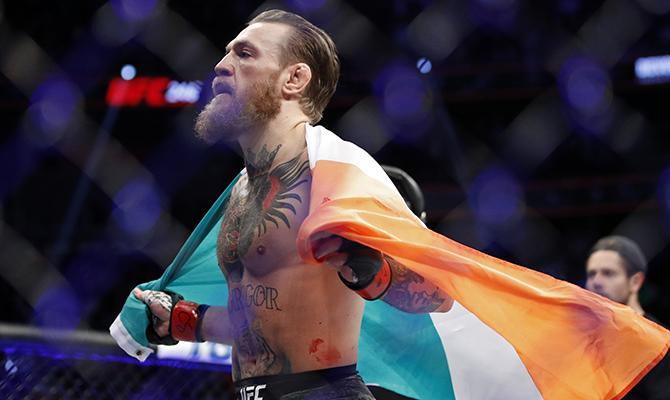 Cuotas para el UFC 257: Poirier vs McGregor 2