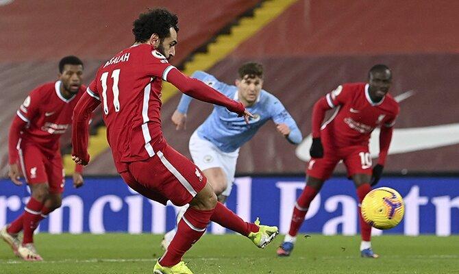 Mohamed Salah podría ser la clave para los Reds en este Leicester vs Liverpool